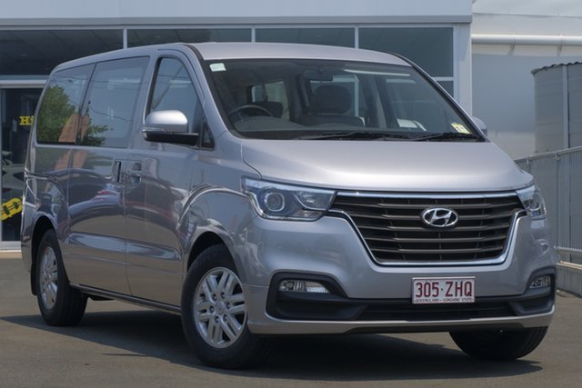 Used Hyundai iMAX TQ4 MY19 Active, 2018 Hyundai iMAX TQ4 MY19 Active Silver 5 Speed Automatic Wagon