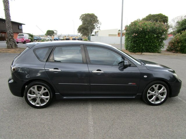 Used Mazda 3 BK MY06 Upgrade SP23, 2007 Mazda 3 BK MY06 Upgrade SP23 5 Speed Auto Activematic Hatchback