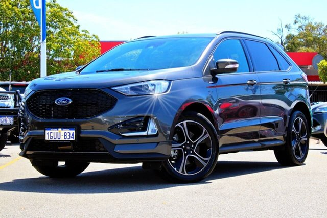Used Ford Endura CA 2019MY ST-Line SelectShift FWD, 2019 Ford Endura CA 2019MY ST-Line SelectShift FWD Grey 8 Speed Sports Automatic Wagon