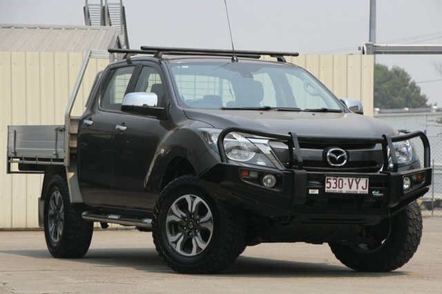 Used Mazda BT-50 UR0YF1 XTR, 2015 Mazda BT-50 UR0YF1 XTR Titanium Flash 6 Speed Sports Automatic Utility