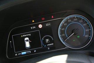 2020 Nissan Leaf ZE1 Gun Metallic 1 Speed Reduction Gear Hatchback