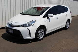 2016 Toyota Prius v ZVW40R 1 Speed Constant Variable Wagon Hybrid
