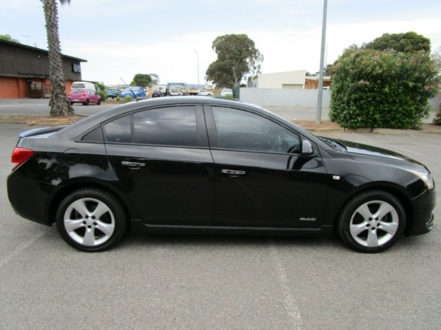 Used Holden Cruze JH MY13 SRi V, 2012 Holden Cruze JH MY13 SRi V 6 Speed Manual Sedan