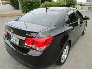 2012 Holden Cruze JH MY13 SRi V 6 Speed Manual Sedan