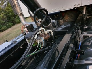 2007 Kenworth T604 (6x4) White Cab Chassis 0.0l 6x4