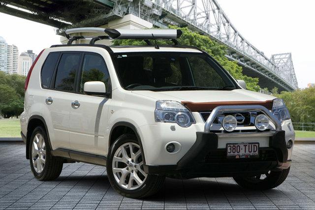 Used Nissan X-Trail T31 Series V TL, 2013 Nissan X-Trail T31 Series V TL White 6 Speed Sports Automatic Wagon