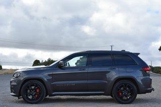 2017 Jeep Grand Cherokee WK MY17 SRT Granite Crystal 8 Speed Sports Automatic Wagon