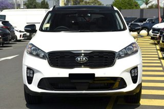 2019 Kia Sorento UM MY20 Black Edition AWD Snow White Pearl 8 Speed Sports Automatic Wagon