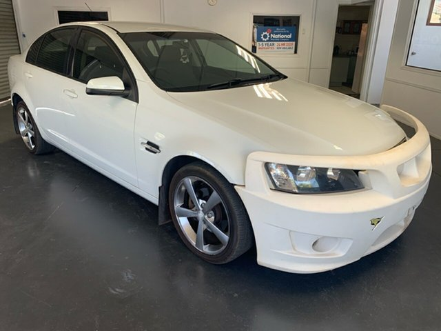 Used Holden Commodore VE MY09 Omega (D/Fuel), 2008 Holden Commodore VE MY09 Omega (D/Fuel) White 4 Speed Automatic Sedan
