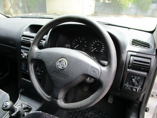 2002 Holden Astra TS CD 5 Speed Manual Hatchback