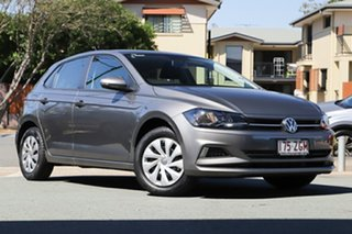 2019 Volkswagen Polo AW MY19 70TSI DSG Trendline Limestone Grey 7 Speed Sports Automatic Dual Clutch.