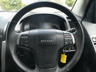 2015 Isuzu D-MAX TF MY15 LS-U HI-Ride (4x4) Silver 5 Speed Automatic Crew Cab Utility
