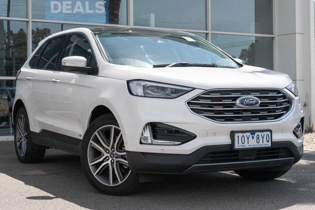 Demo Ford Endura  , 2018 Ford Endura White Platinum Wagon