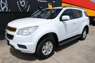 2015 Holden Colorado 7 RG MY16 LT Summit White 6 Speed Sports Automatic Wagon