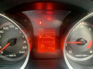 2008 Mitsubishi Lancer CJ MY09 ES Grey 6 Speed Constant Variable Sedan