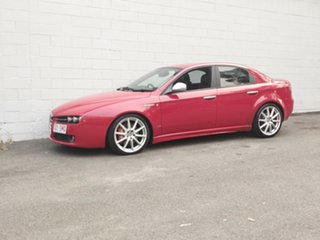 2008 Alfa Romeo 159 JTS TI Red 6 Speed Manual Sedan