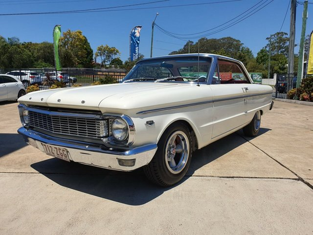 Used Ford Falcon XP , 1965 Ford Falcon XP White 5 Speed Manual Coupe