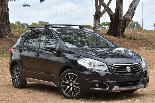 Used Suzuki S-Cross JY GLX 4WD Prestige, 2014 Suzuki S-Cross JY GLX 4WD Prestige Grey 7 Speed Constant Variable Hatchback