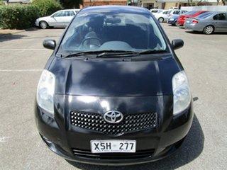 2008 Toyota Yaris NCP91R 08 Upgrade YRS 5 Speed Manual Hatchback.