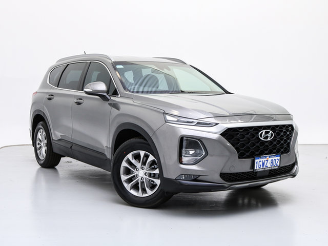 Demo Hyundai Santa Fe TM Active CRDi (AWD), 2019 Hyundai Santa Fe TM Active CRDi (AWD) Wild Explorer 8 Speed Automatic Wagon