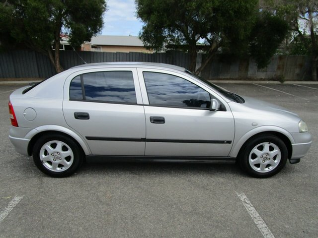 Used Holden Astra TS CD, 2002 Holden Astra TS CD 5 Speed Manual Hatchback