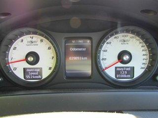 2008 Holden Special Vehicles ClubSport E Series MY08 Upgrade R8 Black 6 Speed Manual Sedan