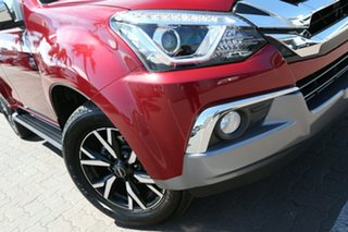 2020 Isuzu MU-X MY19 LS-T Rev-Tronic 4x2 Magnetic Red 6 Speed Sports Automatic Wagon