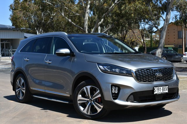 Used Kia Sorento UM MY18 GT-Line AWD, 2018 Kia Sorento UM MY18 GT-Line AWD Grey 8 Speed Sports Automatic Wagon