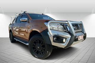 2015 Nissan Navara D23 ST Gold 7 Speed Sports Automatic Utility.