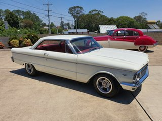 1965 Ford Falcon XP White 5 Speed Manual Coupe