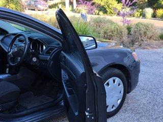 2008 Mitsubishi Lancer CJ MY09 ES Grey 6 Speed Constant Variable Sedan.