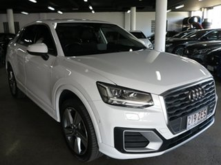 2017 Audi Q2 GA MY17 Sport S Tronic Quattro White 7 Speed Sports Automatic Dual Clutch Wagon.