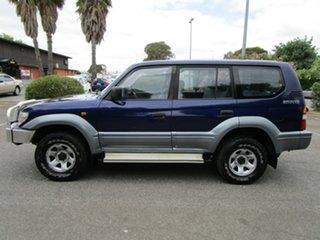 1998 Toyota Landcruiser Prado VZJ95R GXL (4x4) 5 Speed Manual 4x4 Wagon