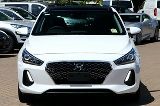 2019 Hyundai i30 PD2 MY19 Premium Polar White 6 Speed Sports Automatic Hatchback