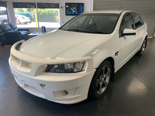 2008 Holden Commodore VE MY09 Omega (D/Fuel) White 4 Speed Automatic Sedan.