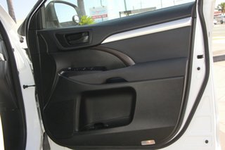 2015 Toyota Kluger GSU50R GX 2WD Crystal Pearl 6 Speed Automatic Wagon