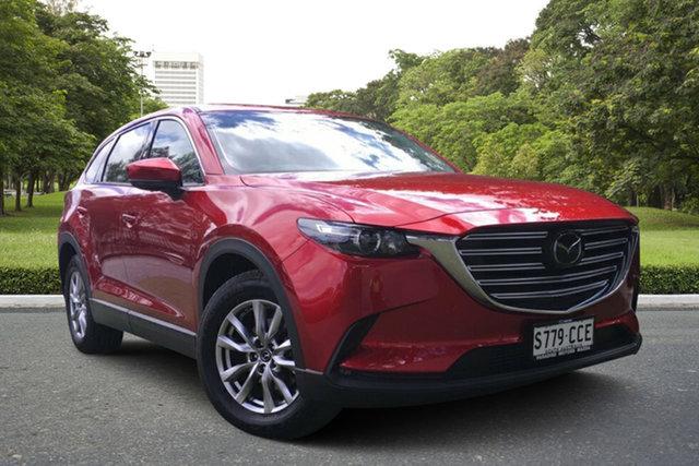 Demo Mazda CX-9 TC Touring SKYACTIV-Drive, 2019 Mazda CX-9 TC Touring SKYACTIV-Drive Soul Red 6 Speed Sports Automatic Wagon