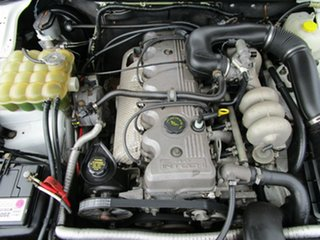 2000 Ford Falcon AUII Forte 4 Speed Automatic Wagon
