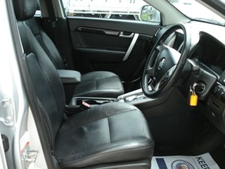 2012 Holden Captiva CG Series II MY12 7 AWD LX Nitrate Silver 6 Speed Sports Automatic Wagon