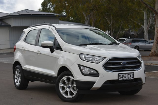 Used Ford Ecosport BL 2018.75MY Trend, 2018 Ford Ecosport BL 2018.75MY Trend Diamond White 6 Speed Automatic Wagon