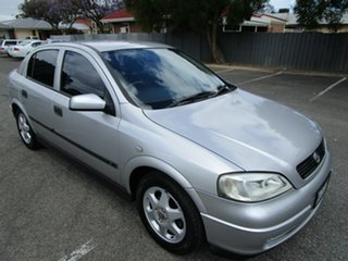 2002 Holden Astra TS CD 5 Speed Manual Hatchback.
