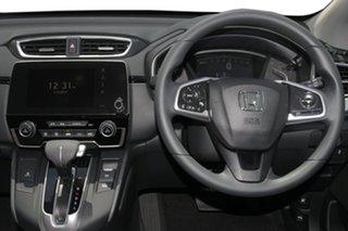 2020 Honda CR-V RW MY20 VTi FWD Platinum White 1 Speed Constant Variable Wagon