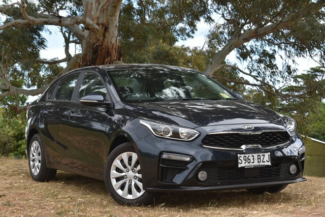 Demo Kia Cerato BD MY19 S, 2018 Kia Cerato BD MY19 S Gravity Blue 6 Speed Automatic Sedan