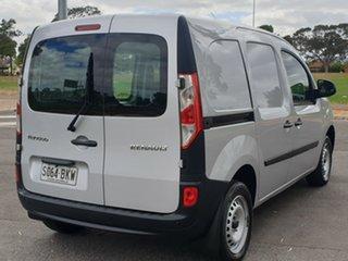 2016 Renault Kangoo F61 Phase II Silver 4 Speed Automatic Van.
