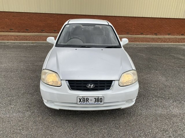 Used Hyundai Accent LC MY04 GL, 2004 Hyundai Accent LC MY04 GL 4 Speed Automatic Hatchback