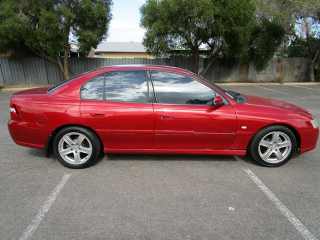 Used Holden Commodore VZ Equipe, 2005 Holden Commodore VZ Equipe 4 Speed Automatic Sedan