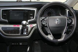 2014 Honda Odyssey RC MY14 VTi-L White 7 Speed Constant Variable Wagon