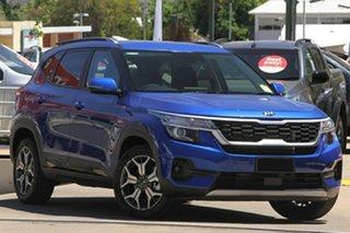 2020 Kia Seltos SP2 MY20 Sport+ 2WD Neptune Blue 1 Speed Constant Variable Wagon.