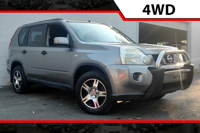 Used Nissan X-Trail T31 ST, 2008 Nissan X-Trail T31 ST 1 Speed Constant Variable Wagon