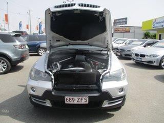 2009 BMW X5 E70 MY09 xDrive30i Steptronic Executive Silver 6 Speed Sports Automatic Wagon